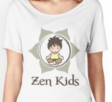 zen kids Women's Relaxed Fit T-Shirt
