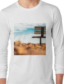 Lonely Bench Long Sleeve T-Shirt