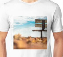 Lonely Bench Unisex T-Shirt