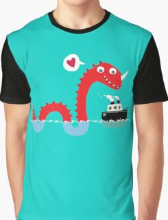 Love On The Open Seas Graphic T-Shirt