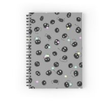 The Soot Sprites's Candy Spiral Notebook