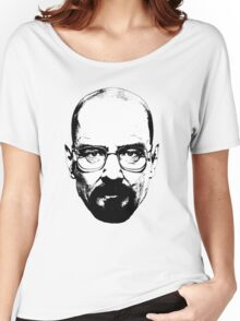 Walter White & Black Women's Relaxed Fit T-Shirt