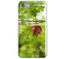 Rush for Fall iPhone Case/Skin