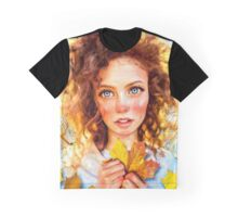 autumn fairy Graphic T-Shirt