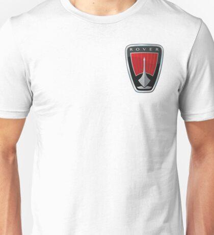 Rover Automobile Logo Unisex T-Shirt