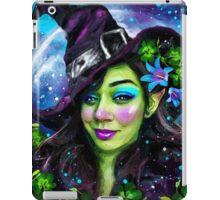 witch fairy iPad Case/Skin