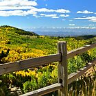 Cripple Creek Autumn by Danny Key