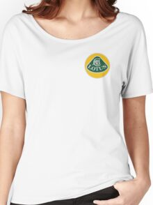 Lotus Cars Logo Women's Relaxed Fit T-Shirt
