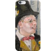 Jimmy the Cricket iPhone Case/Skin