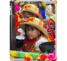 Cuenca Kids 839 iPad Case/Skin