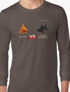Street Fightin' Fish Long Sleeve T-Shirt