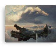 Hand Of Blessing Canvas Print