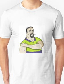 Micheal Mike Nolan The Big Lez Show Unisex T-Shirt