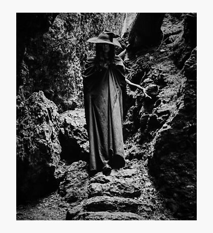 Mountain Witch Photographic Print