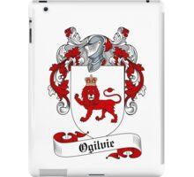 Ogilvie iPad Case/Skin