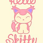 Hello Skitty 1 by Gallifreya