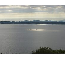 Puget Sound Photographic Print