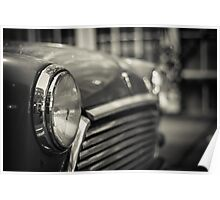 Mini - Classic Car Poster