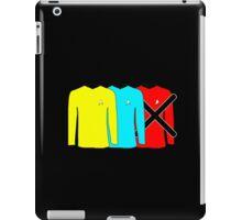 Minimalism - The Red Shirt Blues iPad Case/Skin