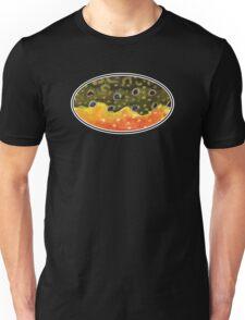 Brook Trout Skin Unisex T-Shirt