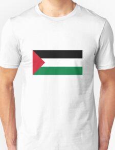 Palestine Flag Unisex T-Shirt