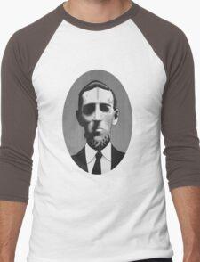 Dreaming Cthulhu Men's Baseball ¾ T-Shirt