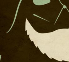 Beard Vader Sticker