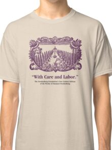 NCE With Care and Labor Classic T-Shirt