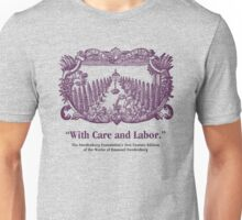 NCE With Care and Labor Unisex T-Shirt