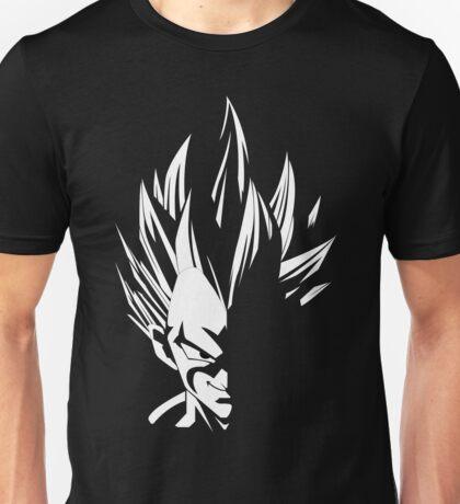 Vegeta Stencil Unisex T-Shirt