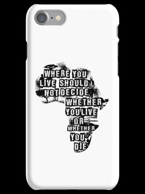 Where You Live - Africa by bradyqk