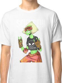 Cool Peridot Steven Universe Classic T-Shirt
