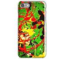 Colorful PopArt Spirals iPhone Case/Skin