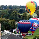 Strathaven Balloon Festival 2014 by ElsT