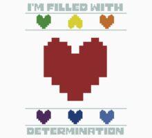 Determination. Kids Tee