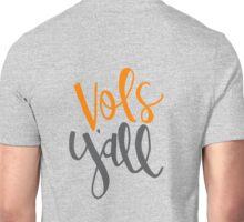 Vols Y'all Unisex T-Shirt