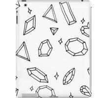 Doodles Are a Girl's Best Friend Ink Pattern iPad Case/Skin