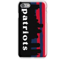 Patriots iPhone Case/Skin