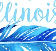 University of Illinois Sticker