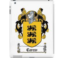 Carew (Carey, Kerry) - Cork iPad Case/Skin