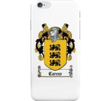 Carew (Carey, Kerry) - Cork iPhone Case/Skin