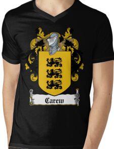Carew (Carey, Kerry) - Cork Mens V-Neck T-Shirt