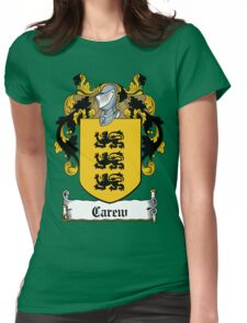 Carew (Carey, Kerry) - Cork Womens Fitted T-Shirt