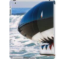 The Military Shark  iPad Case/Skin