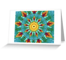 From Sunflowers to Stars #5 Greeting Card