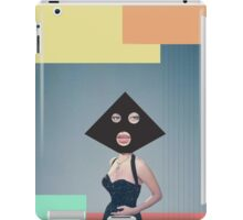 smooth operator iPad Case/Skin