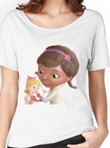 Doc McStuffins - Dr juguetes Women's Relaxed Fit T-Shirt