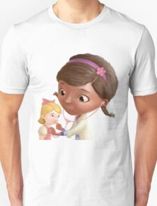 Doc McStuffins - Dr juguetes Unisex T-Shirt