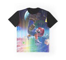 Mario  Graphic T-Shirt