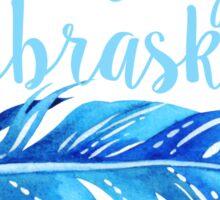 University of Nebraska Sticker